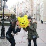 let me introduce you : Winnie ! notre mascotte