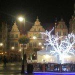 place principale à Gdansk
