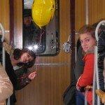 winnie prend le train :)